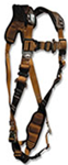 FallTech ComforTech - 7082 Full Body Safety Harnesses W/1 D-Ring ( Fall Arrest )