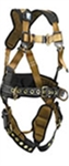 FallTech ComforTech - 7081XXL Full Body Safety Harnesses W/ 3 D- Rings. Size  2XLARGE