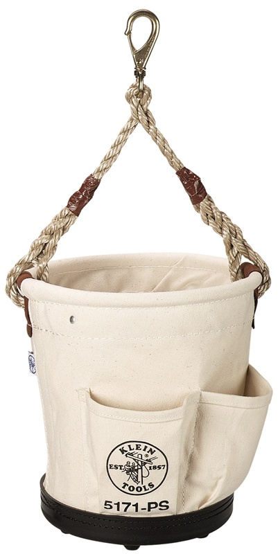Klein 5171ps Heavy Duty Tapered Wall Bucket 4 Outside
