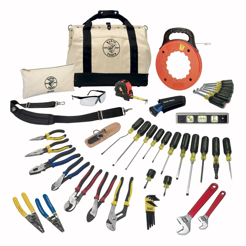 Klein 80141 41 Piece Journeyman Tool Set