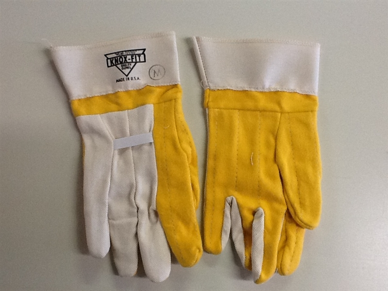 Knox Fit 679s Med Heavy Duty Ironworkers Gloves 12 Pairs