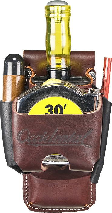 Occidental Leather 5522 Belt Worn 4 In 1 Tool Tape Holder