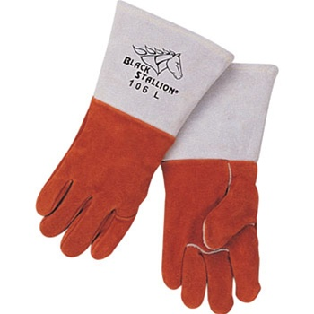 Revco 106 Premium Side Split Cowhide Stick Welding Gloves