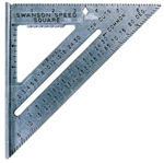 "SWANSON # S0101 The Original Speed Squares 7"" Made in The USA ******** Free Shipping Cost in US *********"