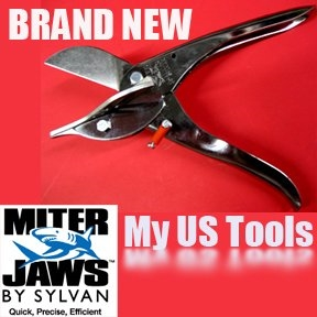 Replacement Blade Only For CHAMFER MITER & MOULDING CUTTER MiterJaws