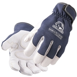 Black Stallion GX5015 ARC-Rated Goatskin & FR Cotton Mechanics Glove
