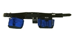Boulder Bag 104 Blue Electrician Comfort Combo w/Metal Buckle Belt Color - Blue