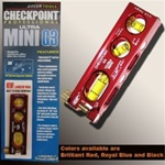 Checkpoint Ultra-Mini Mag G3 ( No Dog) Color Red,Blue,Platinum Available.