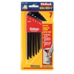EKLIND 13207 Ball Hex Key Set