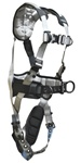 FallTech 7088 FallTech 's newest FLOW TECH Full Body Harness with 3D- Ring  Back and Side TB Legs and QC Chest, FlowScape Shoulder, Leg and Waist Pads