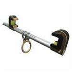 FALLTECH 7531 SteelGrip Beam Anchor - Single Ratchet.