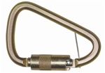 "FALLTECH 8450 Steel  Medium Twist Lock; 1"" Opening; 3,600 lbs Gate; with Captive Pin Option."