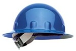 Fibre-Metal® E1RW71A000 SUPEREIGHT® Class E, G or C Type I Thermoplastic Hard Hat With Full Brim And 3-R Ratchet Suspension