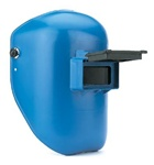 FIBRE-METAL Tigerhood Classic Welding Helmets: 906-BE ( BLUE)
