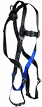 FallTech FT Basic - 7007  full body safety harness. 1 D-Ring. (Fall Arrest )