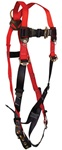FallTech Tradesman - 7008 full body safety harness. 1-D Ring (FALL ARREST )
