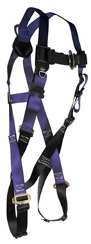 FallTech Contractor - 7015 Universal Fit full body safety harness. Standard , Non - Belted   *****on sale **** *