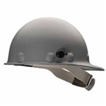 Fibre- Metal P2HNQRW09A000 Roughneck P2HN Hard Hats - Gray With Quick- Lok  Mounting Blocks.