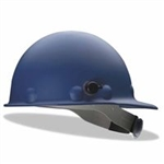 Fibre- Metal P2HNQRW71A000 Roughneck P2HN Hard Hats - BLUE  With Quick- Lok  Mounting Blocks.