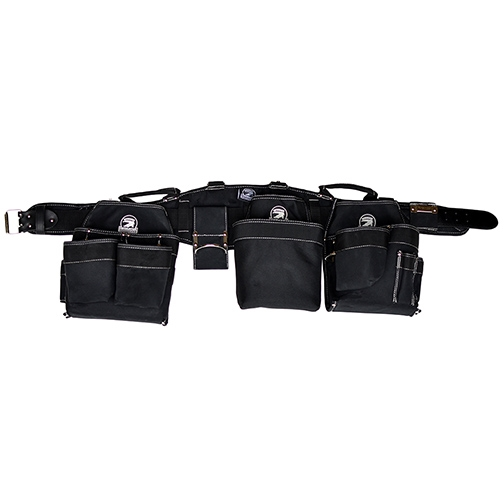 Gatorback 145 Carpenter S Triple Tool Belt Combo With