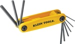 KLEIN 70575 Grip-It® Hex-Set - 9 Inch Sizes