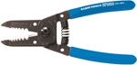 Klein 1011 Wire Stripper-Cutter - Solid and Stranded Wire