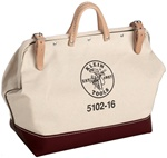 "Klein 5102-20 20"" Canvas Tool Bag"