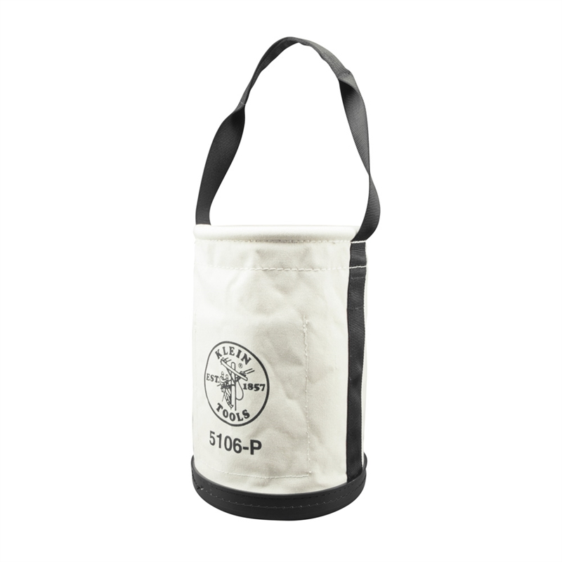 Klein 5106p Straight Wall Buckets Inside Pockets