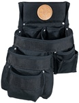 Klein 5700 PowerLine™ 9-Pocket Tool Pouch