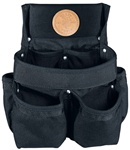 Klein 5718 PowerLine™ 8-Pocket Electrician's Tool Pouch