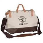 Klein 5102-16SP 16'' Deluxe Canvas Tool Bag With Detachable shoulder strap ****** Free Shipping Cost in US *****