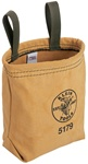 Klein 5179 Water-Repellant Canvas Pouch - Belt Loops