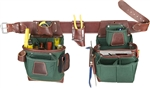 Occidental 8585LH Heritage FatLip™ Tool Bag Set - Left Handed