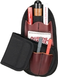 Occidental Leather 8578 Stronghold Clip-On Essential Gear Pocket. Made in U.S.A.