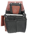 Occidental B8064LH OxyLights™ Fastener Bag with Double Outer Bag - Left Handed