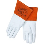 REVCO 25K Premium Grain Kidskin TIG Welding Gloves - Long Cuff