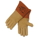 REVCO 26 Standard Grain Pigskin MIG Welding Gloves - Long Cuff