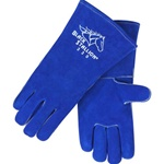 REVCO 330 CushionCore Quality Side Split Cowhide Stick Welding Gloves