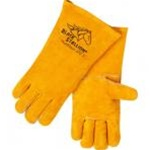REVCO 570 HeatSlayer Prem. Cowhide Stick Welding Gloves - Alum. Wool Lining
