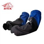 REVCO BLACK STALLION BX9-19S-RB BSX® TruGuard™ 200 FR Cotton Sleeves 19""