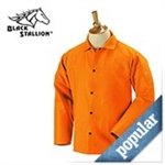 "REVCO F09-30C TruGuard™ 200 FR Cotton Welding Jacket - 30""  Color - Orange"