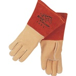 REVCO 108  Premium Grain Pigskin Stick Welding Gloves