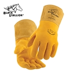 REVCO 39 Black Stallion MightyMIG® Deerskin Premium MIG Welding Gloves