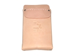 R&J Leathercraft 407-1 Boxed Shape Tool Pouch w/ Flap