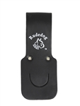 RUDEDOG USA 3001 - Single Leather Spud Wrench Holder With Tunnel Loop - Leather construction ******* Free Shipping Cost in USA *******