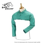 REVCO BLACK  STALLION F9- 21CS 9 oz. FR Cotton Cape Sleeve - Green ( M-XL )