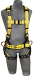 SALA Delta No-Tangle™ Harnesses: 1101654 ( MEDIUM )