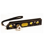 STRONG HAND # LM3723  TORPEDO MAGNETIC LEVEL .   COLOR - BLACK ******** Free Shipping Cost in US **********