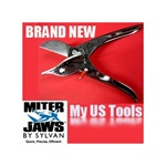 CHAMFER MITER & MOULDING CUTTER MiterJaws. BY SYLVAN  ( Original Chamfer Cutter )  *********  Best Seller *********