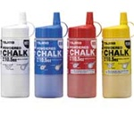 Tajima PLC2ultra-fine powdered chalk, 10.5 oz (300g). Color White, Blue, Red, Yellow Available. Please select the color.